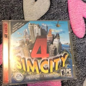 Other - Sims City 4
